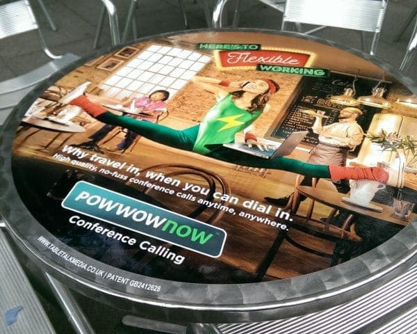 powwownow-tabletop-advertising