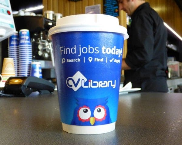 cv-library-coffee-cup-advertising