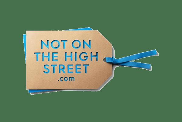Not on the High Street Logo