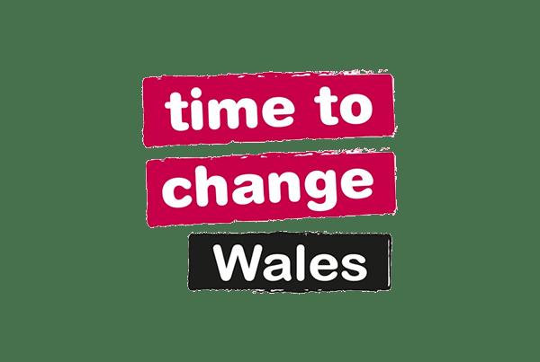 Time to change Wales Logo