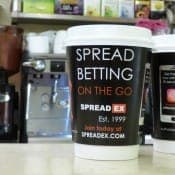 Spreadex target Coffee Breaks in the City