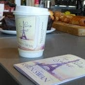 Macmillan Target Female Readers with Coffee Cups for Karen Swan