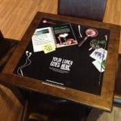 European Bartender School Targets Student Unions with Tablewrap