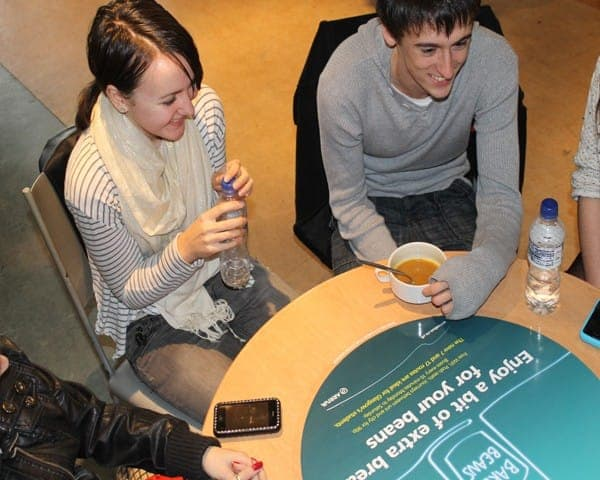 arriva tablewrap table advertising media university network (1)