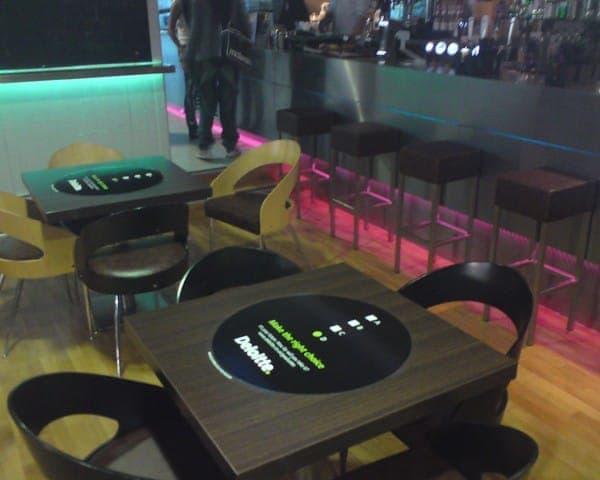 deloitte tablewrap table advertising media university network (3)