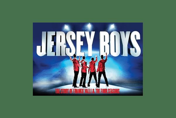 Jersey Boys Logo