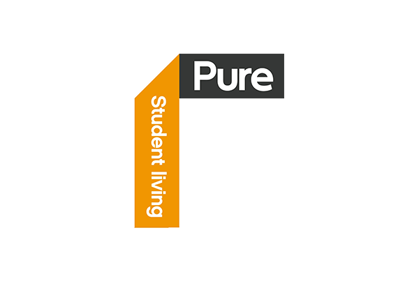 Pure Student Living Logo