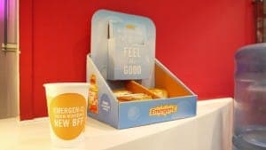 Emergen-C Cooler Cups