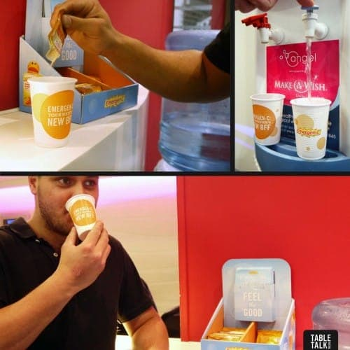 Emergen-C Office Cooler Cups & Sampling