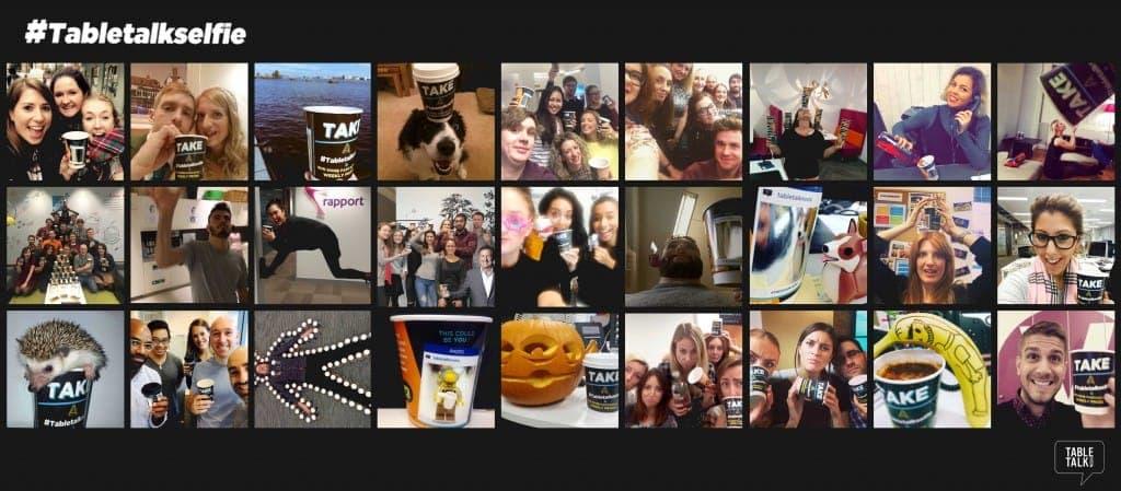 coffee cups,coffee,tabletalkselfie,competition,coffee cup advertising