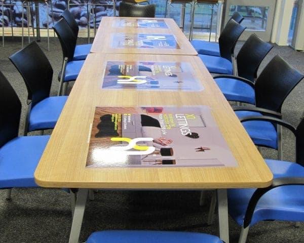 X1 Lettings Tablewrap
