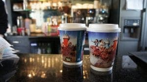 Historic Royal Palaces Coffee Cups