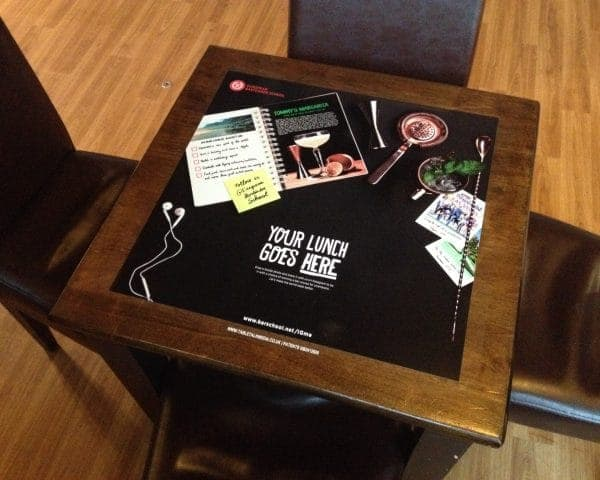 bartender-tabletop-advertising
