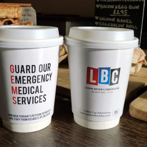 Nick Ferrari LBC GEMS Campaign Petition