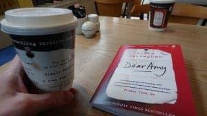 Penguin Random House Dear Amy Coffee Cups and Samplers
