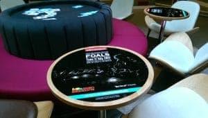 Eden Project Tablewrap Advertising