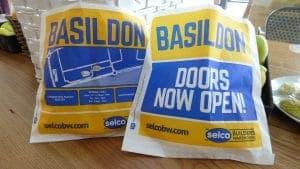 Selco Sandwich Bag Advertising