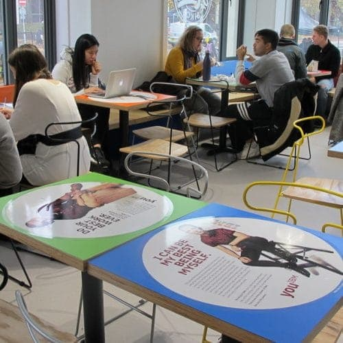 IBM Tablewraps Graduate Recruitment Advertising Campaign