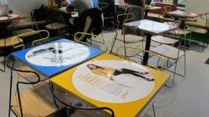 IBM University Tablewrap Campaign