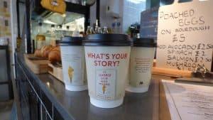 Molly Flat Pan Macmillan Coffee Cups