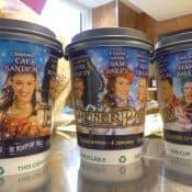 De Montfort Hall Promote Peter Pan on Coffee Cups