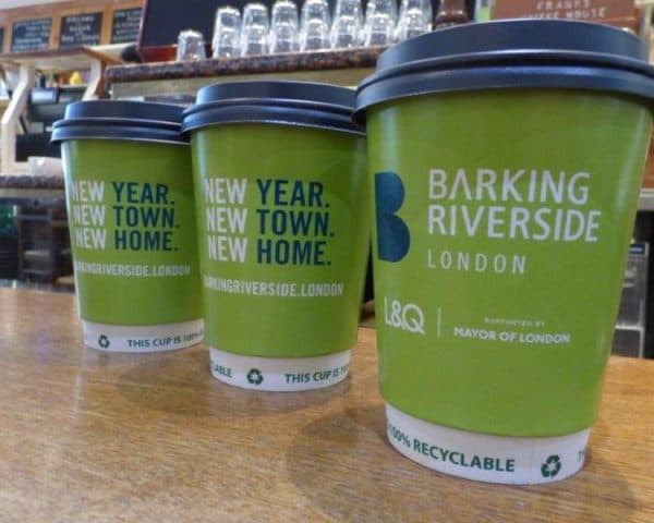 L&Q Coffee Cup Campaign
