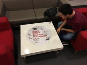 Security Service Mi5 Campaign University Tablewraps