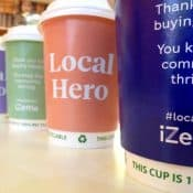 iZettle Target Small Business Owners in Coffee Shops