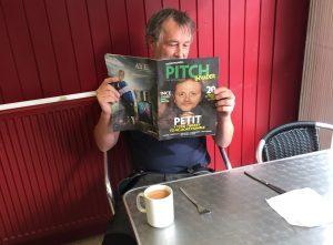 Paddy Power Magazine Sampling