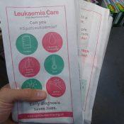 Leukaemia Care with #SpotLeukaemia Awareness Campaign