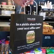 Halkin with Targeted Deli Bag Campaign