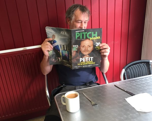 Paddy Power Greasy Spoon Cafe Magazine Sampling