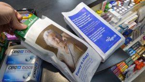 Age UK Pharmacy Bag Advertising