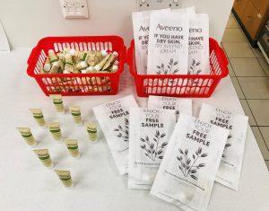Aveeno Pharmacy Bag Advertising